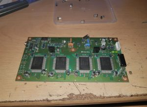 TS-850sat Carrier Board