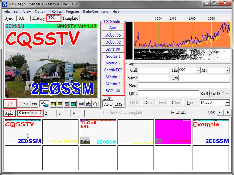 A Guide to MMSSTV - McBainsite