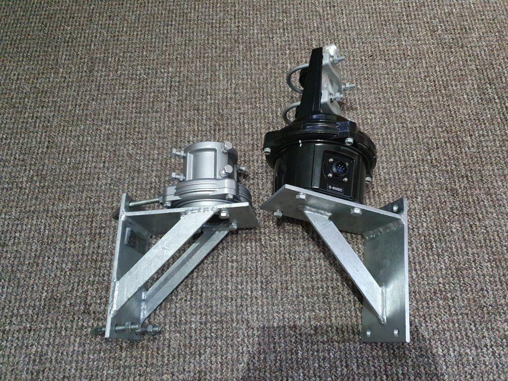 Rotator Platform Brackets Antenna Install